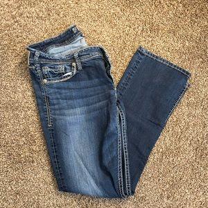 EUC Women's Silver Jeans Co. Berkley Jeans